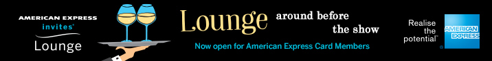 American Express Invites Lounge