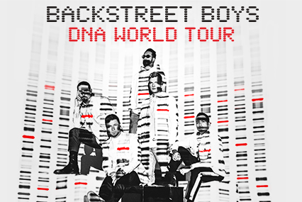 Backstreet Boys RESCHEDULED