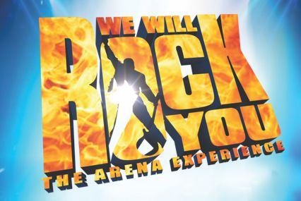 We Will Rock You - The Arena Experience